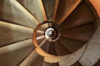 staircase-spirala